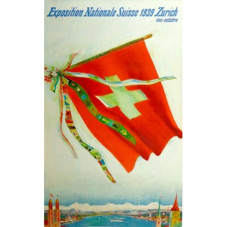 EXPOSITION NATIONALE SUISSE 1939. ZURICH