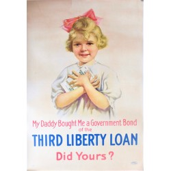THIRD LIBERTY LOAN. DID YOURS?