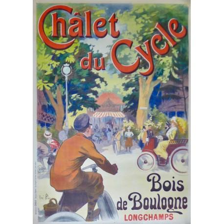 CHALET DU CYCLE. BOIS DE BOULOGNE