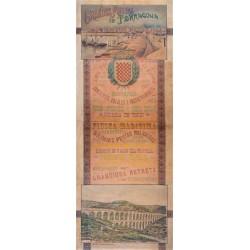 TARRAGONA SANTA TECLA 1900