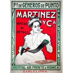 GENEROS DE PUNTO, MARTINEZ Y CIA