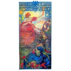 VALENCIA 1914 FIESTAS Y FERIAS