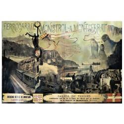 FERROCARRIL MONISTROL A MONTSERRAT