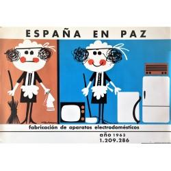 ESPAÑA EN PAZ ELECTRODOMÉSTICOS