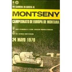 VII CARRERA EN CUESTA AL MONTSENY