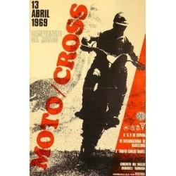 CAMPEONATO DEL MUNDO MOTO / CROSS 1969