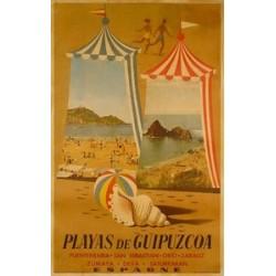 PLAYAS DE GUIPUZCOA