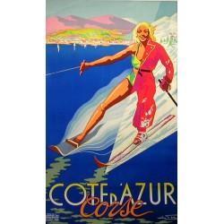 COTE D'AZUR-CORSE