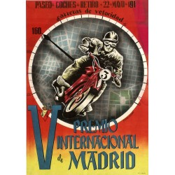 V PREMIO INTERNACIONAL MADRID