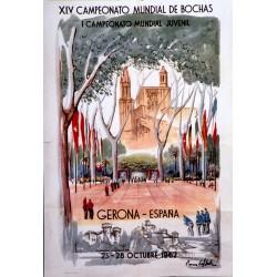 XIV CAMPEONATO INTER DE BOCHAS