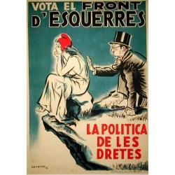 LA POLITICA DE LES DRETES