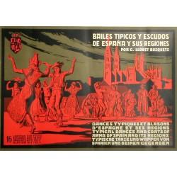 BAILES TIPICOS Y ESCUDOS