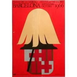 FIESTAS DE LA MERCED 1966