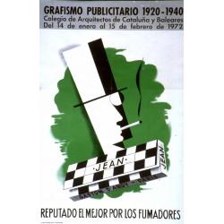GRAFISMO PUBLICITARIO 1920-1940