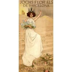 JOCHS FLORALS DE BARCELONA 1908