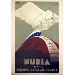 NURIA PIRINEO CATALAN-ESPAÑA
