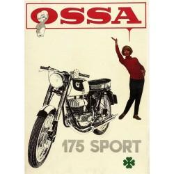 OSSA 175 SPORT