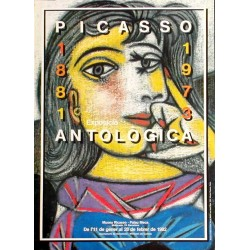 PICASSO ANTOLÒGICA 1881-1973