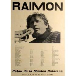 RAIMON. PALAU DE LA MÚSICA CATALANA