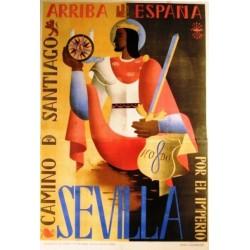 SEVILLA. CAMINO DE SANTIAGO
