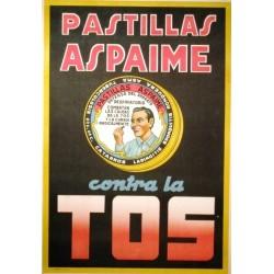 TOS. PASTILLAS ASPAIME