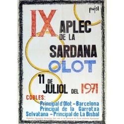 IX APLEC DE LA SARDANA. OLOT