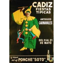 CADIZ FIESTAS TIPICAS