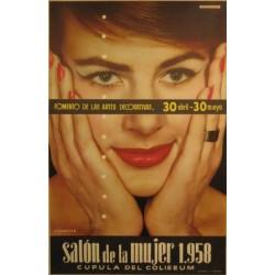 SALON DE LA MUJER 1958