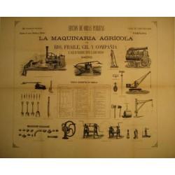 LA MAQUINARIA AGRICOLA
