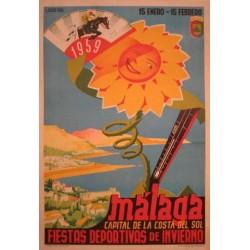 MÁLAGA FIESTAS DEPORTIVAS DE INVIERNO