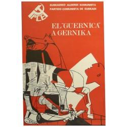 """EL """"GUERNICA"""" A GERNIKA (I)"""
