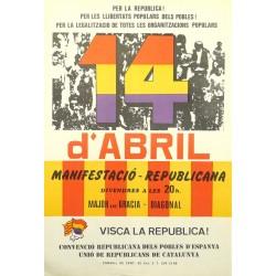 14 D'ABRIL