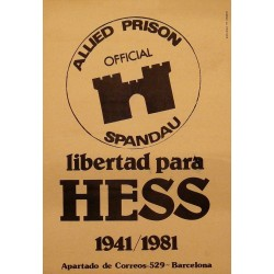 LIBERTAD PARA HESS