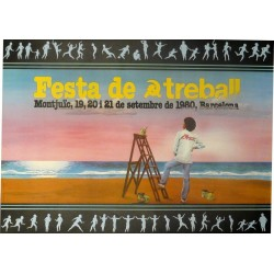 PSUC. LA FESTA DE TREBALL 1980