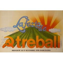 PSUC. LA FESTA DE TREBALL 1978