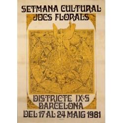 SETMANA CULTURAL JOCS FLORALS DISTRICTE IX