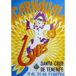 CARNAVAL 1983 STA. CRUZ DE TENERIFE