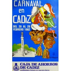 CARNAVAL EN CADIZ 1982