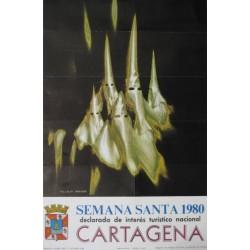 SEMANA SANTA CARTAGENA 1980