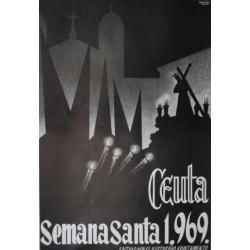 CEUTA SEMANA SANTA 1969