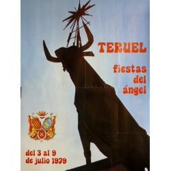 TERUEL FIESTAS DEL ANGEL 1979