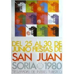 SAN JUAN SORIA 1980