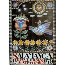 FERIAS Y FIESTAS 1979 SALAMANCA