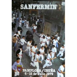 SAN FERMIN PAMPLONA 1979