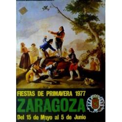 ZARAGOZA FIESTAS DE PRIMAVERA 1977