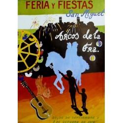 FERIA Y FIESTAS DE SAN MIGUELL ARCOS DE LA F.