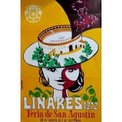 LINARES 1972 FERIA DE SAN AGUSTÍN