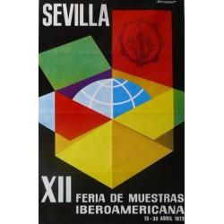 SEVILLA, XII FERIA DE MUESTRAS...