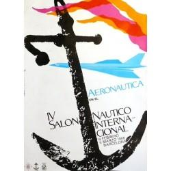 AERONAUTICA EN EL IV SALON NAUTICO INTERNACIONAL