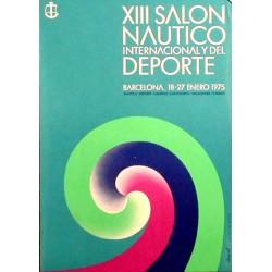 XIII SALON NAUTICO INTERNACIONAL Y DEL DEPORTE